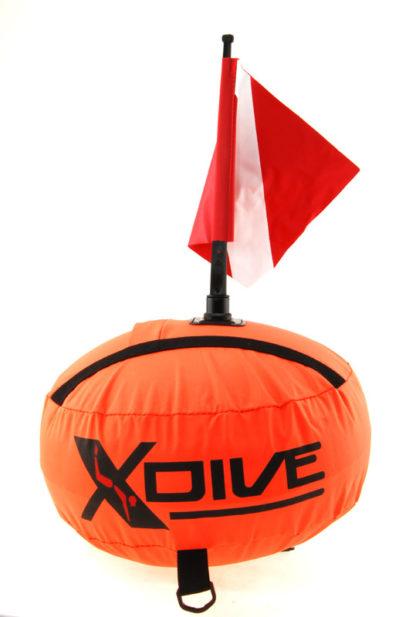 PVC round buoy with nylon