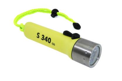 Φακός Κατάδυσης CREE Q5 LED_1